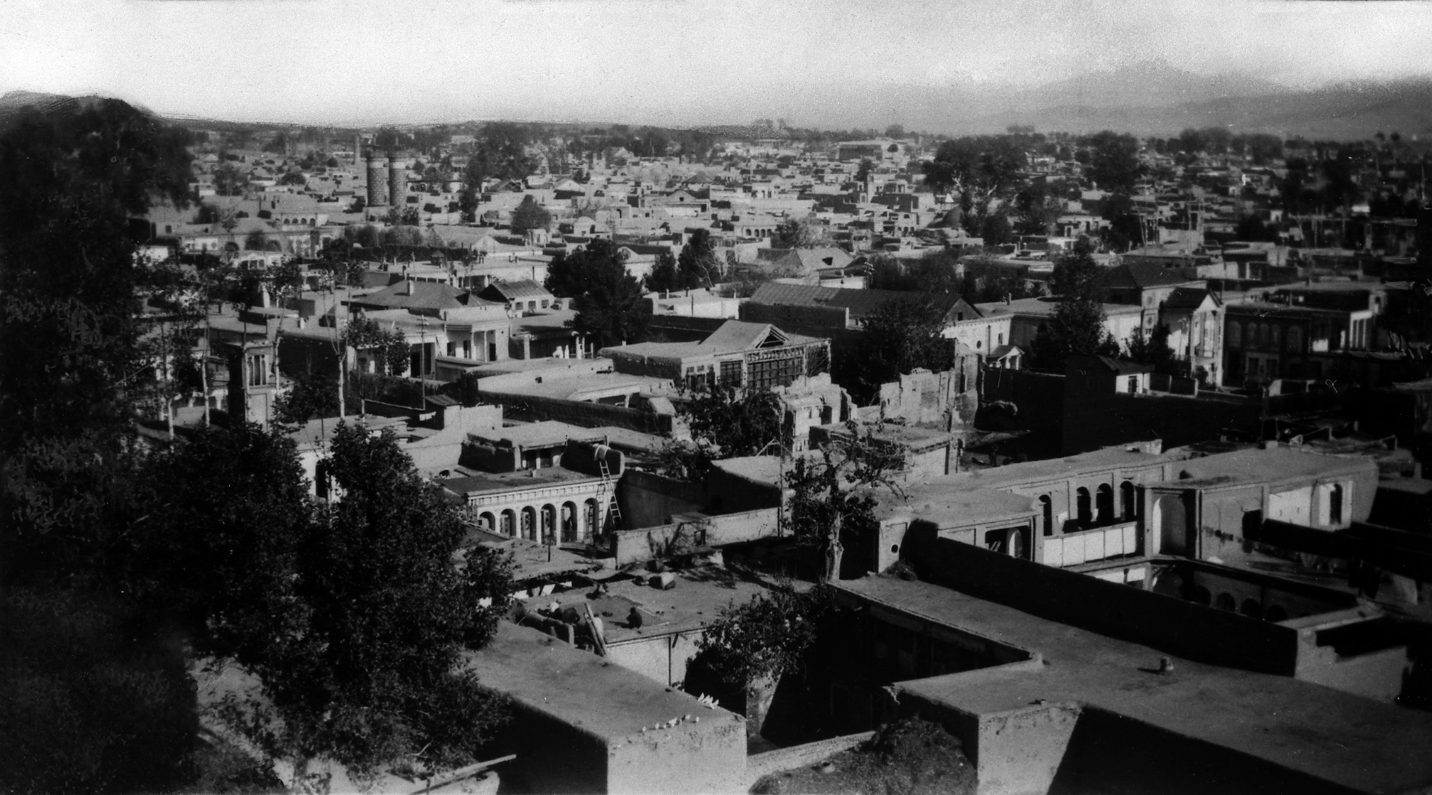 Tehran in 1930 by Effie Baker, a great Handmaiden of Bahá'u'lláh from New Zealand