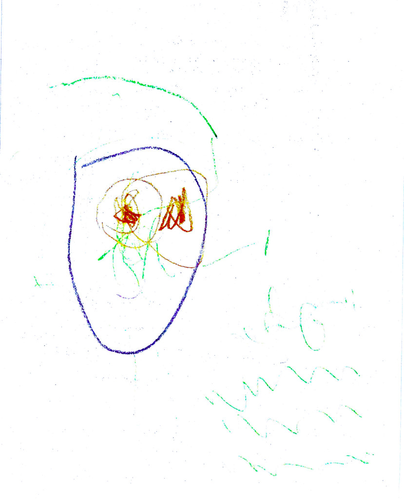 Child's portrait 2001