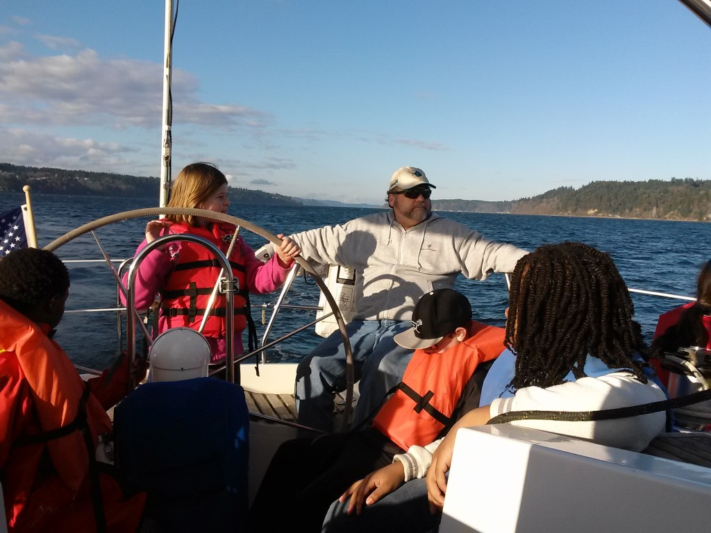 Junior Yout Camp Sailing 12