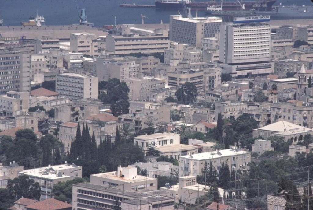 The Master's House in Haifa, Israel