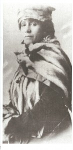 Nettie Asberry c. 1909