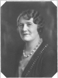 Elizabeth Johnson at age 25