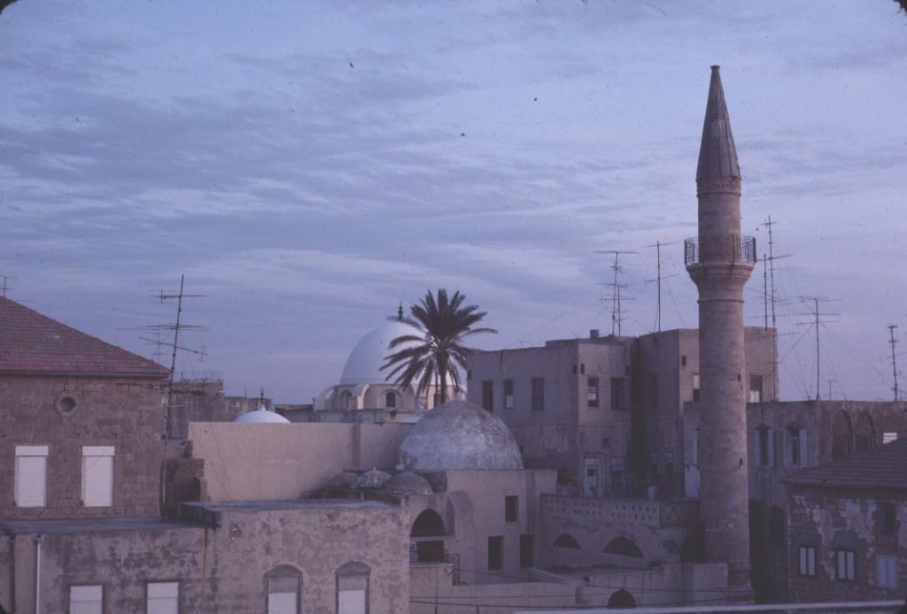 A mosque is Akka, Israel