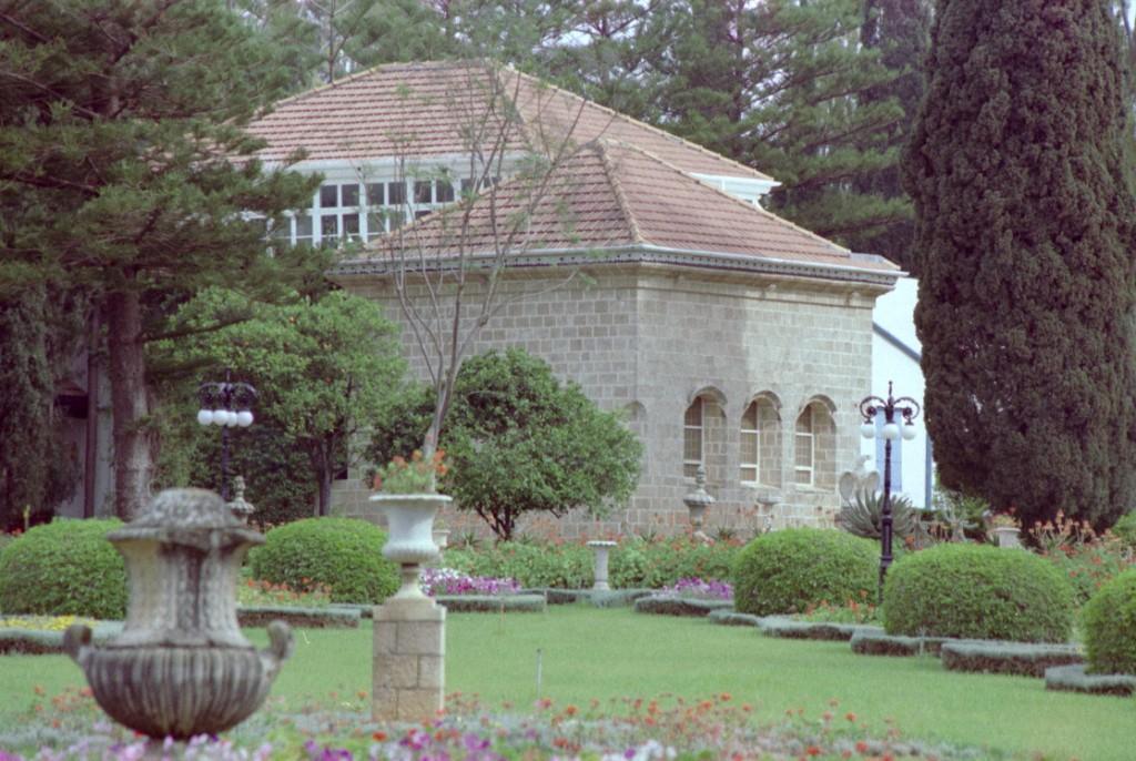The Shrine of Bahá'u'lláh, the Point of Adoration