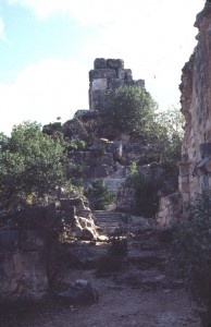Montfort Castle, Israel