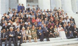 Knights of Bahá'u'lláh  28 May 1992  in Haifa, Israel