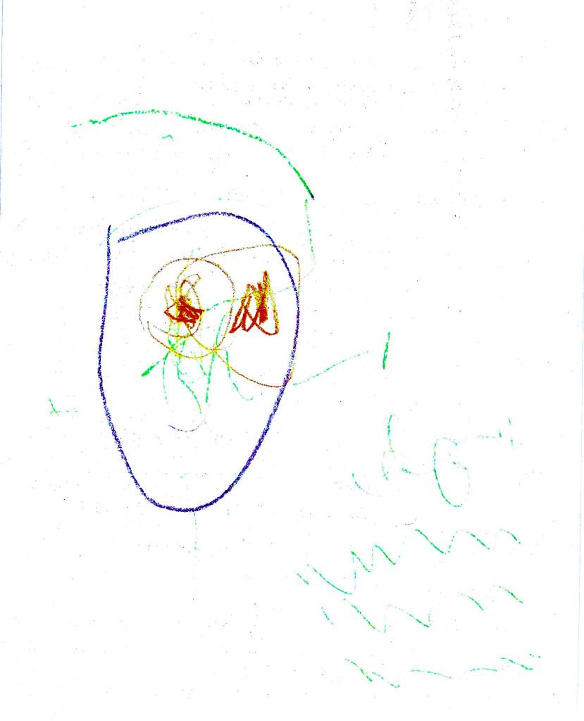 Child's portrait 2001